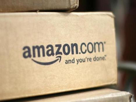 Amazon passe à l'offensive dans l'alimentaire en ligne | Drive | Scoop.it