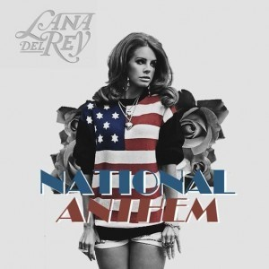 """Lana Del Rey in """"National Anthem"""" tribute on 4th of July 