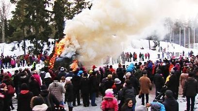 Video: Easter bonfires burn bright on Holy Saturday | Finland | Scoop.it