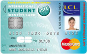 Mastercard nouveau partenaire de la carte d'identité étudiante internationale | Banking The Future | Scoop.it