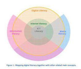 Mapa de Competencia Digital: Hacia una comprensión conceptual | Recursos y Nuevos Modelos Pedagógicos | Scoop.it