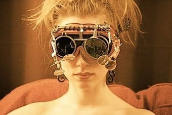 Steampunk Mad Scientist Goggles | VIM | Scoop.it