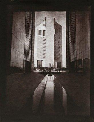 Le Dubaï moderne photographié à l'ancienne | Victor, guide touristique a Dubai et dans les Emirats arabes unis pour des visites privées et sur mesure en français. | Scoop.it