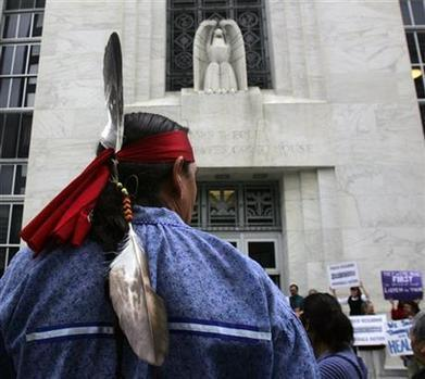 Native Americans say US violated human rights | News in english | Scoop.it
