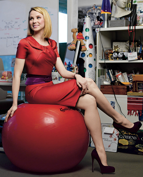 Meet Apple's next CEO: Marissa Mayer | Visualizing Innovative Product Experiences | Scoop.it