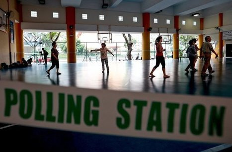 Singapore Polls Open in Election Seen as Referendum on Ruling Party | World Politics and news | Scoop.it