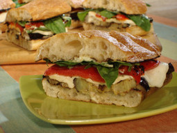 Veggie Sandwich With Garlic Basil Mayonnaise | Essential Oils Recipe | Scoop.it