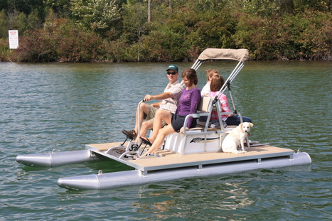 Affordable Aluminum Paddle Boats | Great Paddle Boat Manufacturers | Scoop.it