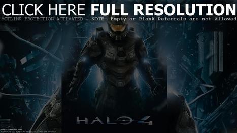 Halo 4 HD Wallpapers Free #3815 Wallpaper | gamejetz.com | gamesjetz | Scoop.it