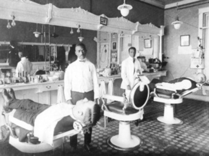 Straight Razors and Social Justice: The Empowering Evolution of Black Barbershops | Cultural History | Scoop.it