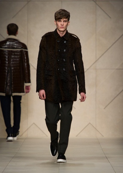Burberry Prorsum A/W Men's Collection 2011, Milan | Luxury News from Luxury Insider | Fashion | Scoop.it