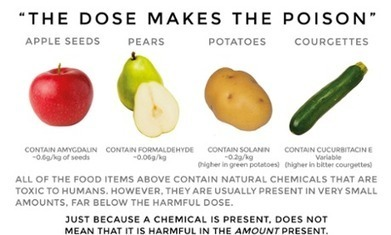 Manmade or natural, tasty or toxic, they're all chemicals … | Science | Scoop.it