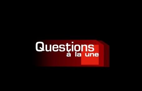 QUESTIONS A LA UNE : Le communiqué officiel de la RTBF | Le Journal de la Télé - Nostalgie | Scoop.it