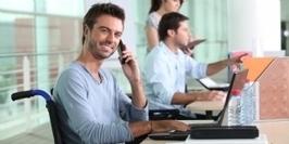 5 aides publiques pour favoriser l'embauche de salariés handicapés - Chefdentreprise.com   Services à la Personne   Scoop.it