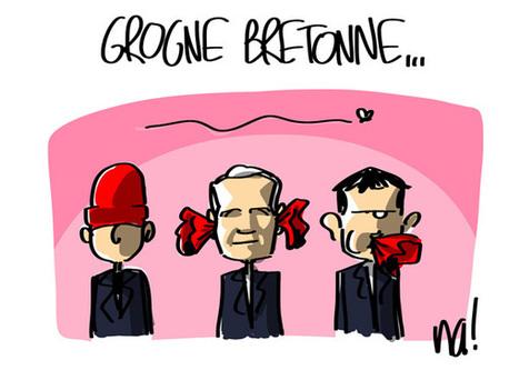 Nactualités : grogne bretonne… | na! dessinateur | Le monde est flou | Scoop.it
