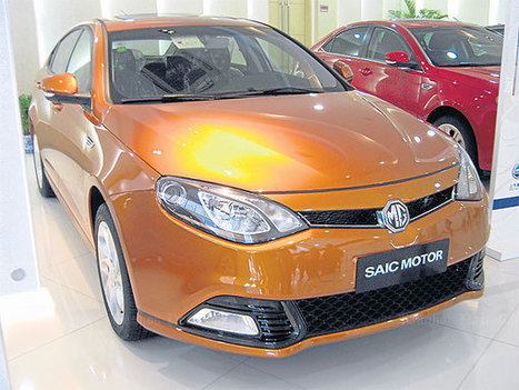 SAIC-CP venture mulls second Thai factory | Bangkok Post: business | Thai & Indonesia auto | Scoop.it