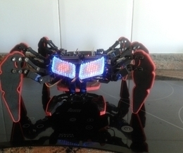 DIY handmade Hexapod with arduino (Hexdrake) | Arduino in the Classroom | Scoop.it