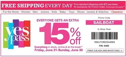 Kohls Coupon Code Valid Through 6/30 + Earn Kohls Cash « Clothing « I Heart Saving Money | Great offers and great savings | Scoop.it