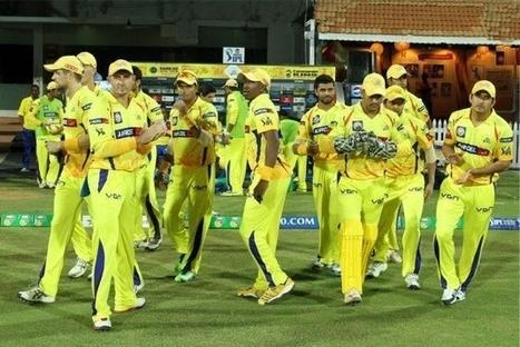 CLT20 2014 Live Preview: Chennai Super Kings vs. Lahore Lions | Bangalore Wishesh | Scoop.it