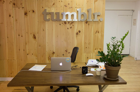 Tumblr : pourquoi en faire un outil marketing ? | Institut de l'Inbound Marketing | Scoop.it