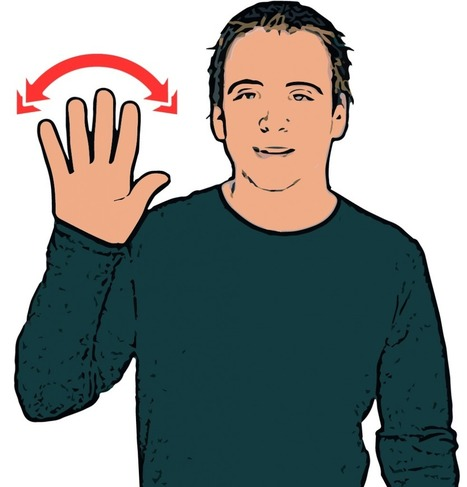 British Sign Language Dictionary - Free BSL Resource | Music, Videos, Colours, Natural Health | Scoop.it