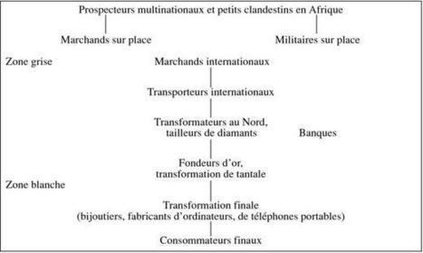 Le rôle des ressources naturelles dans les conflits armés africains (Hérodote)   Métaux stratégiques   Scoop.it