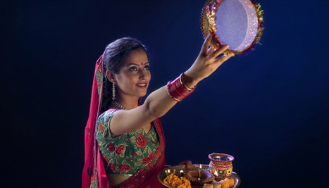 Get Ready For Karva Chauth! Top Beauty Tips   Fashion and Trends   Scoop.it