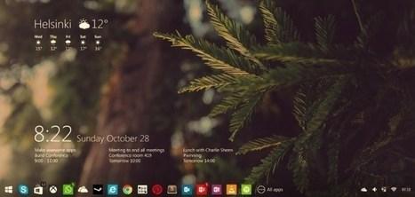 Top 10 Microsoft Windows 9 Concept Designs by Designers   Best Information   Scoop.it