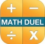 Math Duel - One iPad, Two Players - iPad Apps for School | A Combination of Multiplication and Differentiation | Scoop.it