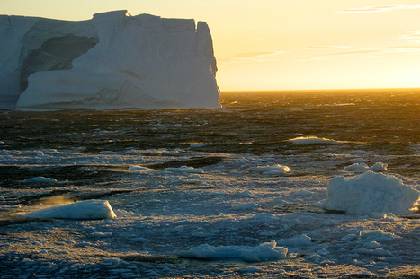 Global warming disrupts ocean dynamics in Antarctica, study reveals | Sustain Our Earth | Scoop.it