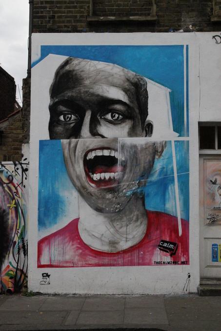 street-art-londres-08.jpg (534x800 pixels) | World of Street & Outdoor Arts | Scoop.it