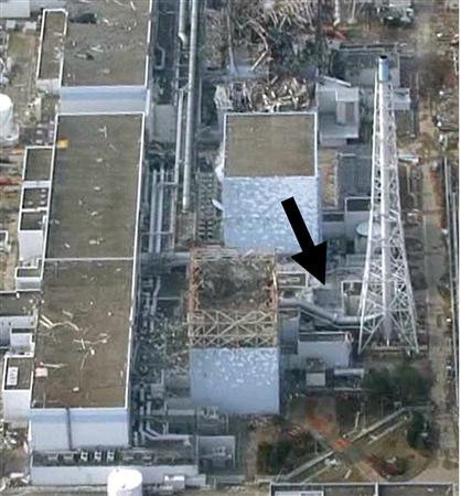 [Photos] l'emplacement des mesures records de radioactivité  - Fukushima Daiichi | Facebook | Japon : séisme, tsunami & conséquences | Scoop.it