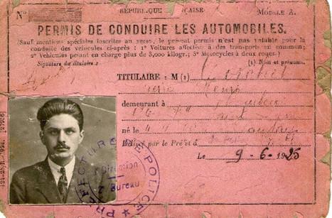 La Bretagne et la naissance du permis de conduire | GenealoNet | Scoop.it