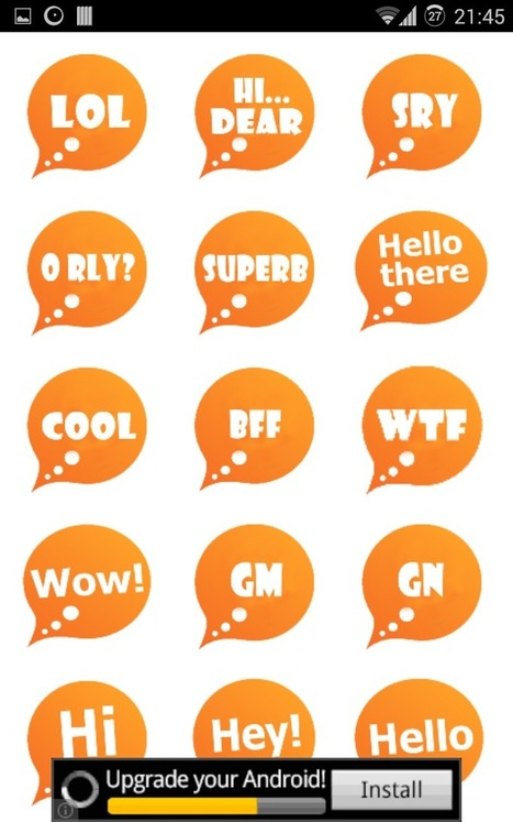 5 Sticker emoticons or big emojis Apps for Whatsapp | Android And Freak | Android And Freak | Scoop.it
