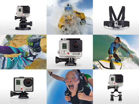 GoPro | World's most Versatile Camera | HERO3+ Black Edition | Inventions that makes a difference | Scoop.it