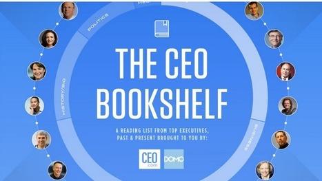 Classic works of literature loved by 23 top CEOs | Skolbiblioteket och lärande | Scoop.it