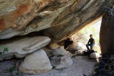 La apasionante búsqueda de arte rupestre en Baja California | ArqueoNet | Scoop.it