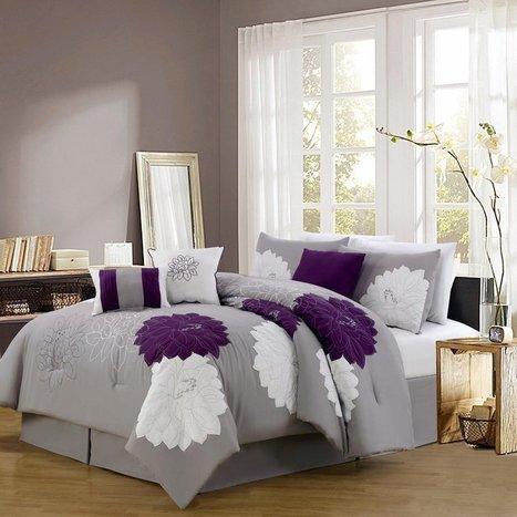 Top 10 Cheap King Queen Comforter Sets Under 30-50 Dollar | lifestyle deals | Scoop.it