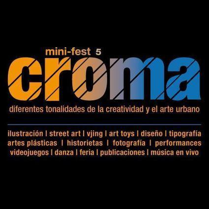 CROMA MINI FEST 5 | Diseño | Scoop.it