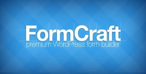 FormCraft v1.3.3 Premium WordPress Form Builder   Download Free Full Scripts   Cartoonizing   Scoop.it