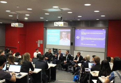 Experts debate the future of Digital Marketing at the Business School | Business Video Directory | Scoop.it