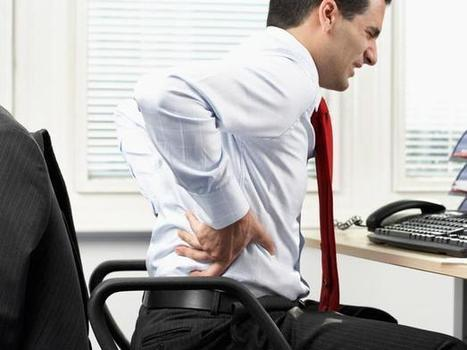 How Sitting at work affects your body and productivity | Life & Productivity Hacks | Scoop.it