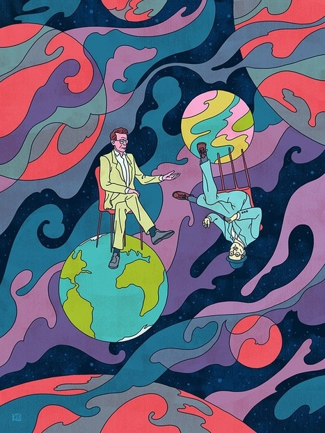 An Astrobiologist Asks a Sci-fi Novelist How to Survive the Anthropocene - Issue 28: 2050 - Nautilus | What's up ? | Scoop.it