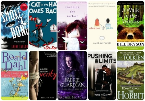 Authors I'd Really Like To Meet | Crushingcinders | What's up 4 school librarians | Scoop.it