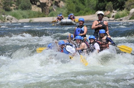 Full Day Colorado Raft Trips on the Arkansas River | White Water Rafting | Scoop.it