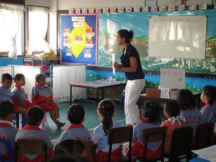 8 steps to finding a fantastic TEFL teaching job In Asia | The Career Break Site | Education | Scoop.it