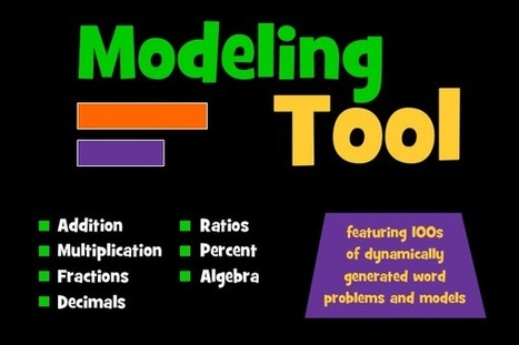Thinking Blocks - Modeling Tool | GESTION COGNITIVE | Scoop.it