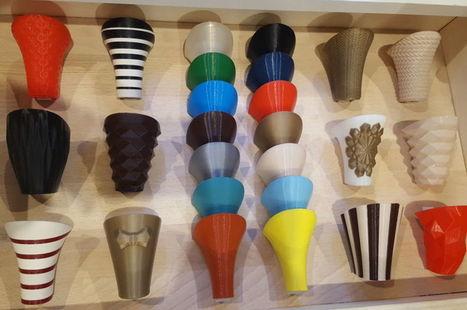 Eram ose les talons imprimés en 3D [Vidéo] | commerce et conso à suivre | Scoop.it