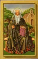 St. Anthony of the Desert – Saint Antoine le grand, fondateur du ... | moinillon | Scoop.it