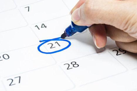 Comment organiser ses journées lorsqu'on cherche un emploi ? - RegionsJob | FORMATION CONTINUE | Scoop.it